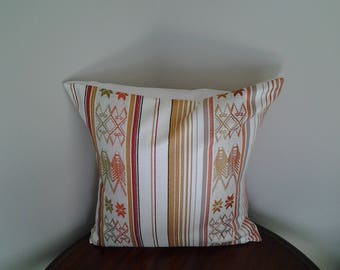 BEAUTIFUL CUSHION COVERS FAUX VELVET AND COTTON