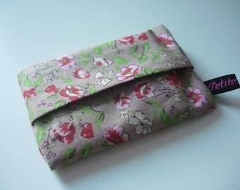 My flowers tissue holder
