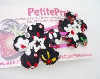 Flower Hair clip barrettes