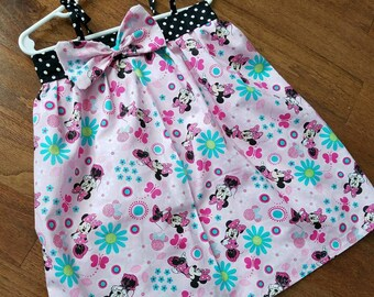2T Minnie Mouse Dress