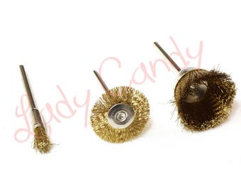 Set of 3 #1012 rotary tool for grinding heads