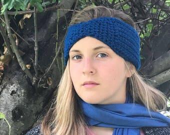 Retro Headband and Ear warmer