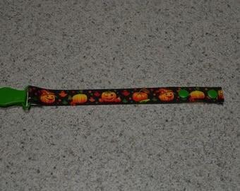 Pacifier for halloween pumpkins 26.5 cm