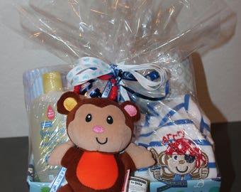Medium Baby Shower Gift Basket