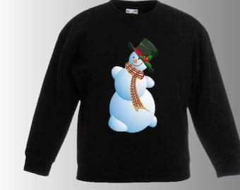 SNOWMAN Sweatshirt