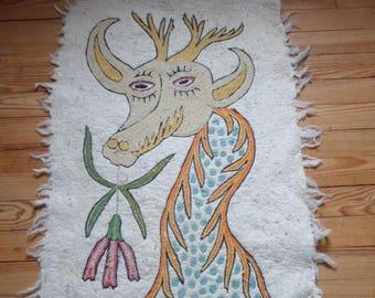 Old carpet Kashmir - Kashmir craft decoration