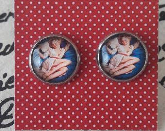 Pin Up Collection earrings