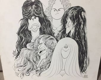 Aerosmith Draw The Line Album