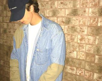 Vintage\Retro Columbia Jean Jacket