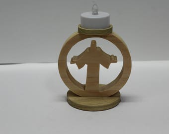 Christ Circle Tea Light