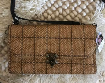 Rattan Bag/Clutch