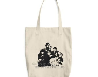 The Breakfast Club Cotton Tote Bag