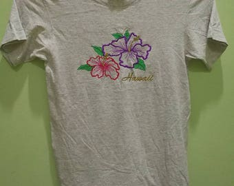 Rare Vintage T-Shirt Hawaii