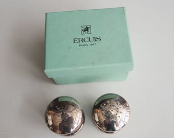 Salt and pepper shakers Vintage - Ercuis duo