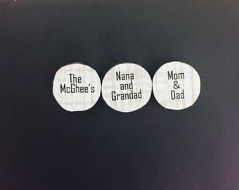 Additional Personalized Magnets