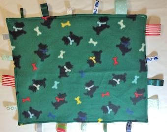 Snuggie Blankie 113 Baby or Toddler Blanket Fidget Blanket