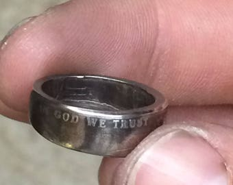 Nickel ring