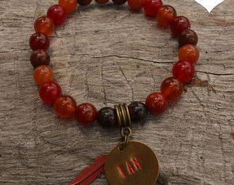 Root Chakra Healing Bracelet 1