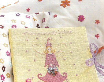Embroidery for journal diary teen