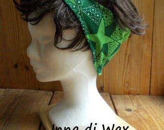 Headband wide 19013 wax wire frame