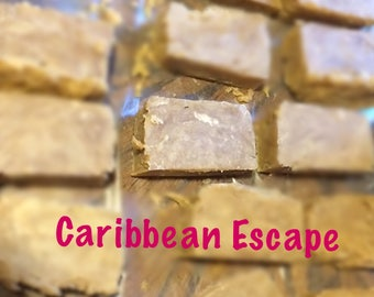 Caribbean Escape Goat Milk Soap