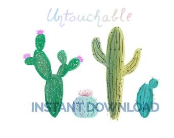 Untouchable Cactus