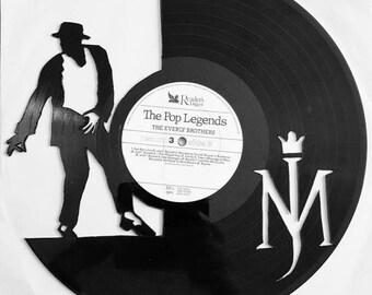 Michael Jackson Vinyl PIcture