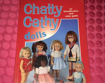 Book - Chatty Cathy Dolls Guidebook