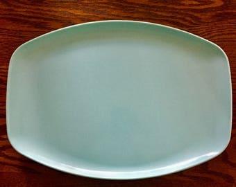 Vintage Light Blue Stetson Brand Melmac Dinnerware