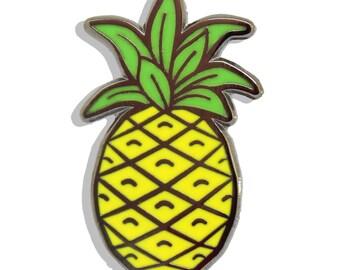 Pineapple Hard Enamel Pin