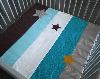 "Carpet Square Park ""Star"", customizable colors"
