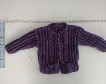 Handmade baby knitwear 2