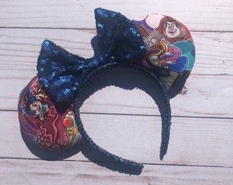READY TO SHIP -- Wreck it mouse ears