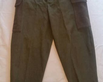 1911 Army trousers. Size 32 waist. Very clean
