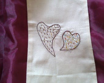 HAND EMBROIDERED POUCH
