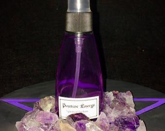 POSITIVE ENERGY  SPIRITUAL Perfume  50 ml. Wicca Spell Magick Perfume Ritual