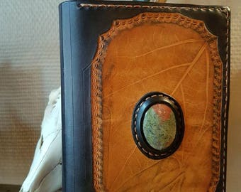 Design leather notebook