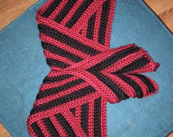 Double Crochet Scarf