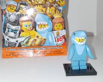 LEGO minifigure series 15: character shark