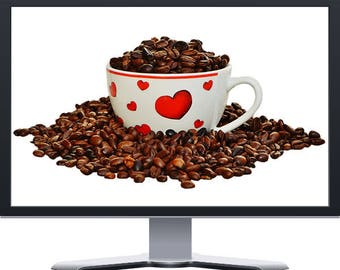 Gourmet Coffee Tea Boutique E-Commerce Shopify Website Design