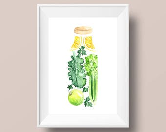 Juice Bottle Recipe-A5