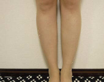 Silk thread Hydrangea Stockings