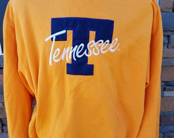 Tennessee Volunteers Vintage Sweatshirt