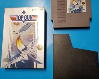 Top Gun Nintendo Nes 1987