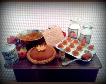 Pumpkin pie time