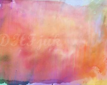 Abstract art piece VIVID