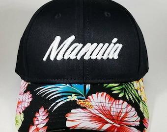 Samoan Culture Manuia Baseball Islands Hat