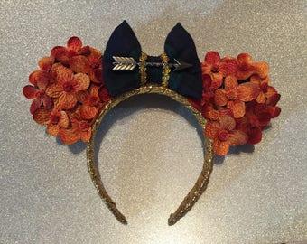 Princess Merida Mickey Ears