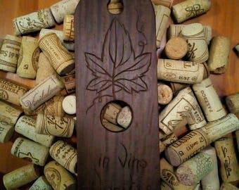 Wooden Wine goblets Holder