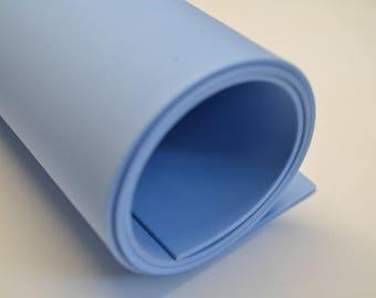 A solid color Foamiran, EVA foam, Floristica